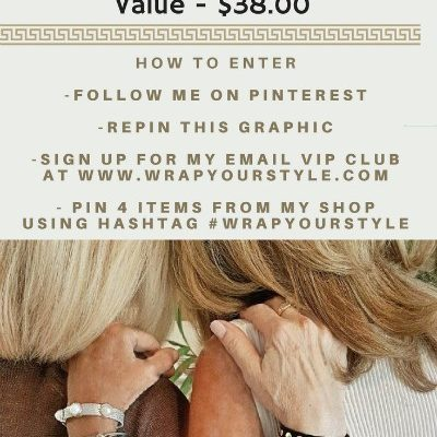 Pinterest Giveaway-Win A Free Bracelet Of Your Choice